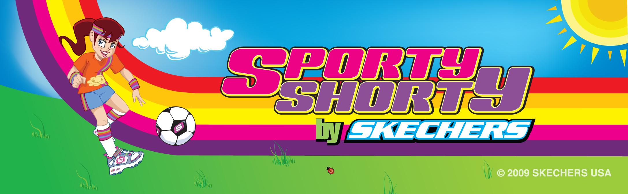 sporty shorty skechers